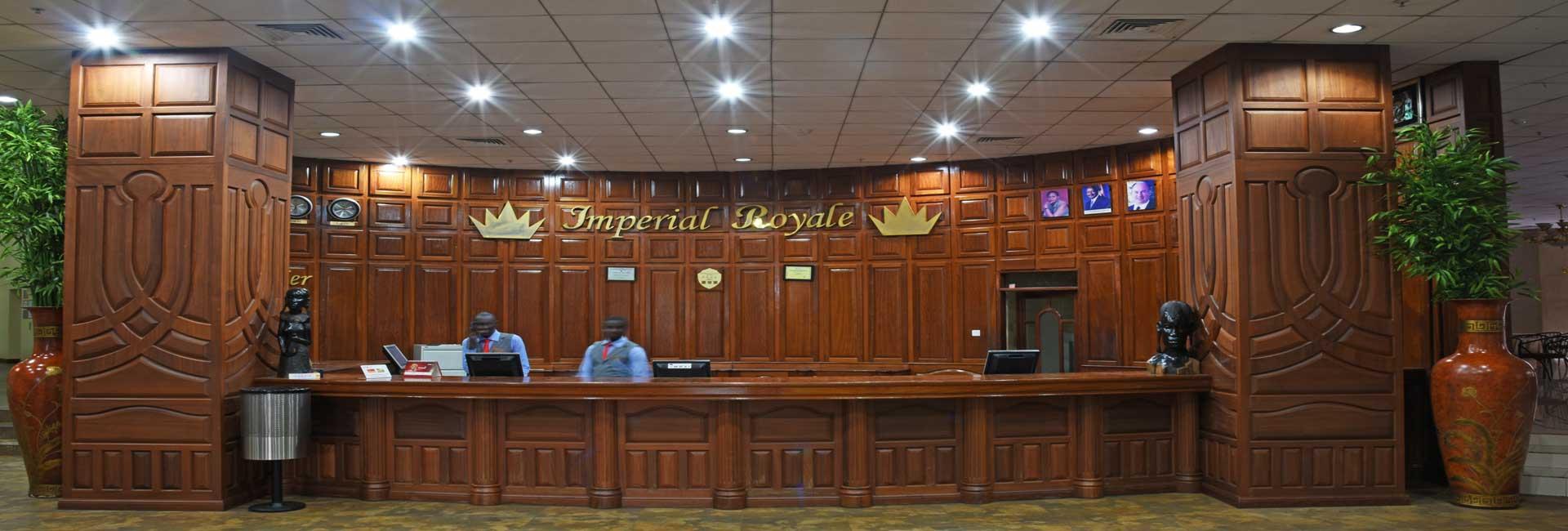 Imperial Royale Hotel Kampala Uganda